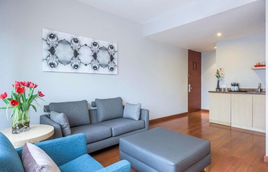 Suite DoubleTree by Hilton Bogota - Calle 100