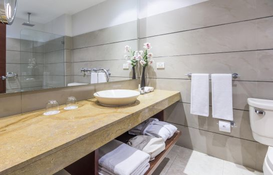 Kamers DoubleTree by Hilton Bogota - Calle 100