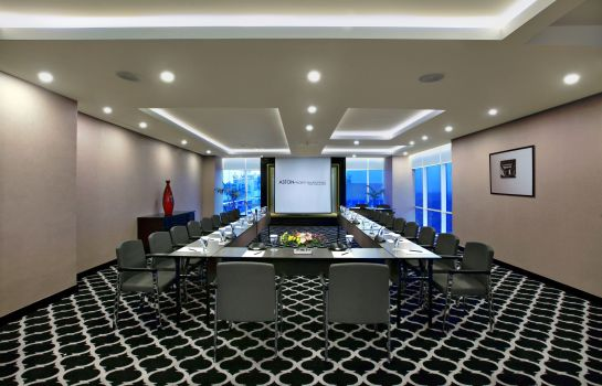 Besprechungszimmer Aston Priority Simatupang Hotel & Conference Center