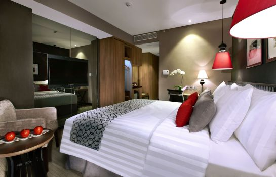 Einzelzimmer Standard Aston Priority Simatupang Hotel & Conference Center