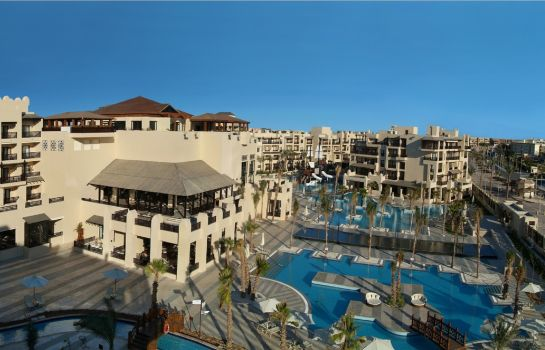 Exterior view Steigenberger Aqua Magic Hotel Hurghada