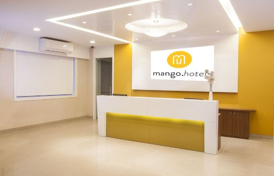 Reception Mango Hotels Samed - Agra Sikandara
