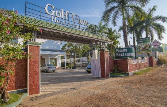 Exterior view Golf View Hotel & Suites