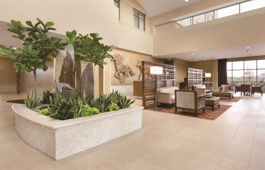 Hol hotelowy Embassy Suites by Hilton Akron Canton Airport
