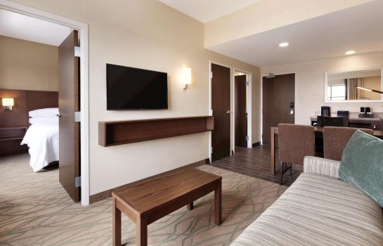 Suite Embassy Suites by Hilton Akron Canton Airport
