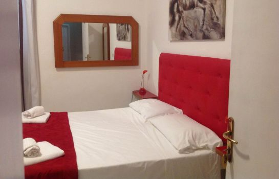 Double room (standard) Moderno Hotel