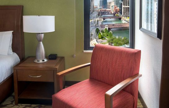 Zimmer Hilton Garden Inn Chicago Downtown Riverwalk
