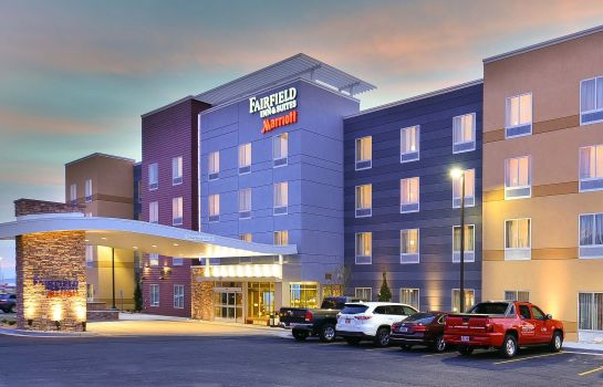 Vista esterna Fairfield Inn & Suites Provo Orem