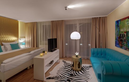 Junior Suite Amedia Luxury Suites Graz