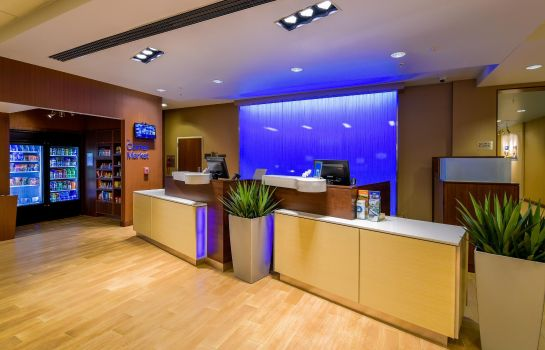 Hol hotelowy Fairfield Inn & Suites Provo Orem