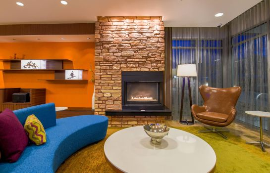 Hotelhalle Fairfield Inn & Suites Provo Orem