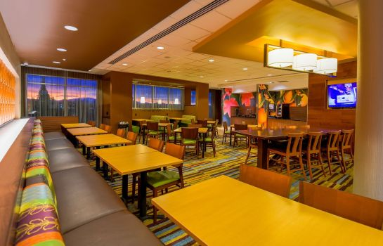 Restauracja Fairfield Inn & Suites Provo Orem