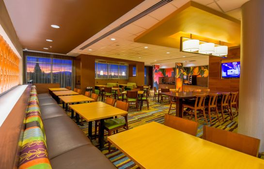 Restaurante Fairfield Inn & Suites Provo Orem