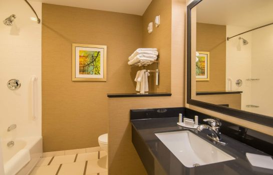 Zimmer Fairfield Inn & Suites Provo Orem