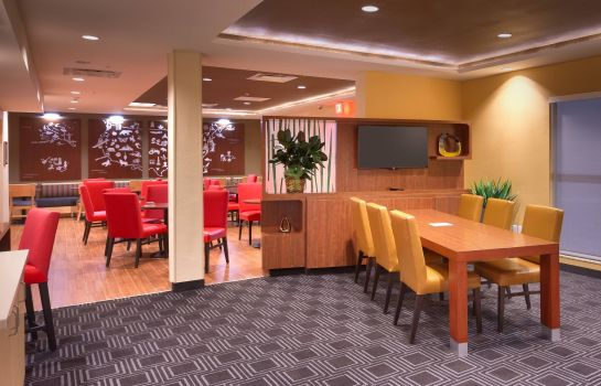 Hotelhalle TownePlace Suites Dickinson