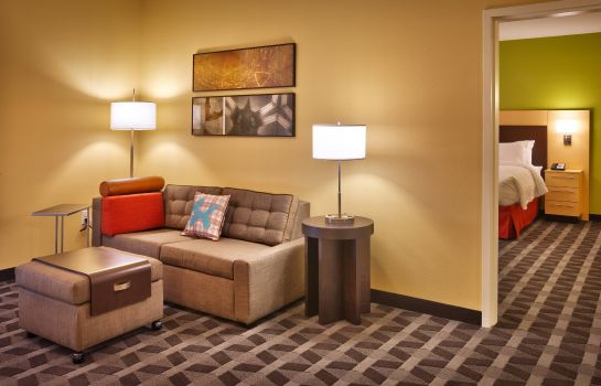 Suite TownePlace Suites Dickinson