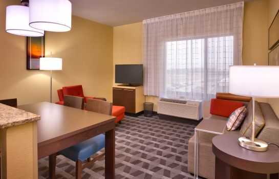 Habitación TownePlace Suites Dickinson