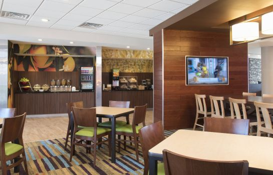 Restauracja Fairfield Inn & Suites Jackson Clinton