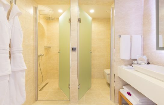 Bagno in camera Leka Hotels Bodrum