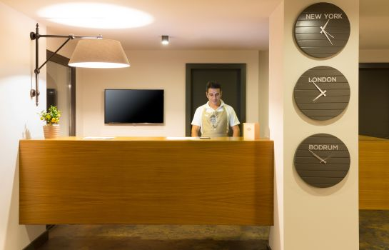 Reception Leka Hotels Bodrum