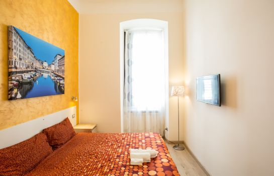 Doppelzimmer Standard Rooms Boutique Carducci