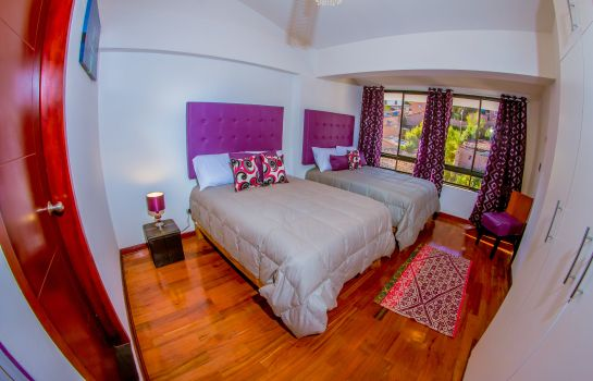 Camera doppia (Comfort) R House Cusco