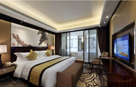 Suite Shenzhen Air International Hotel