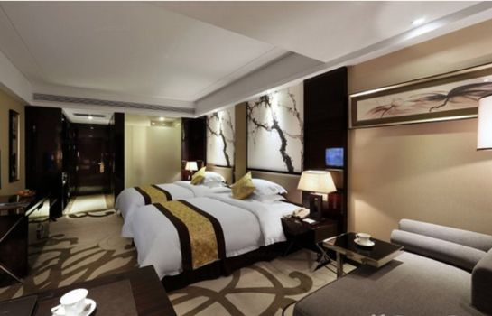 Double room (standard) Shenzhen Air International Hotel