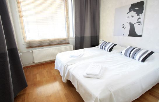 Chambre double (standard) Kotimaailma Apartment Tampere