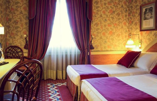 Room Mercure Milano Regency