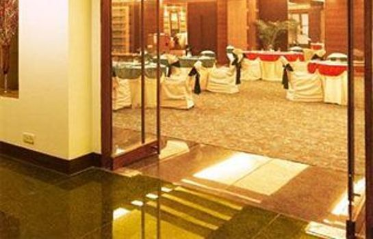 Receptie The Hotel Hindusthan International