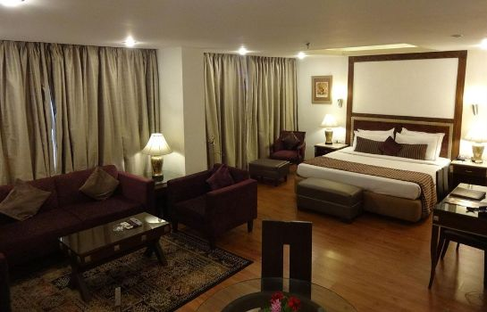 chambre standard The Hotel Hindusthan International