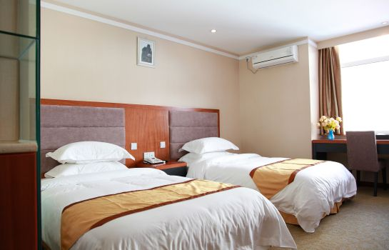Double room (standard) 318 Motel Danba