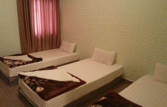 Chambre triple Darna Village Beach Hotel