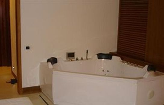 Bagno in camera Residence Bettaforca