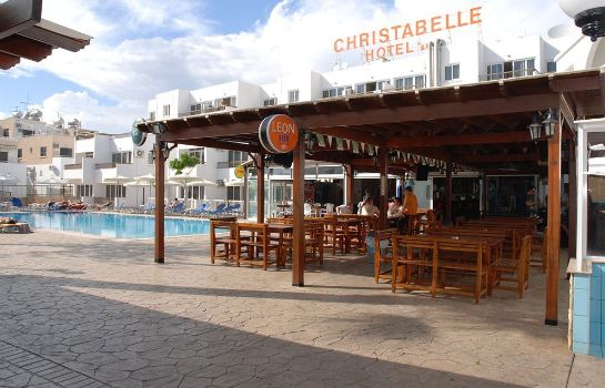 Bar hotelowy Christabelle Hotel Apartments
