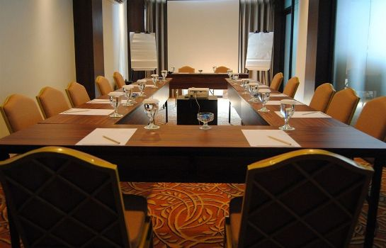 Meeting room D'Best Hotel Bandung