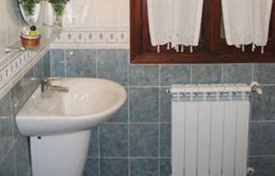 Badezimmer Bed and Breakfast Ca' Turelli