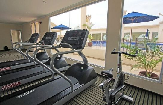 Impianti sportivi Harmoni One Convention Hotel & Service Apartments