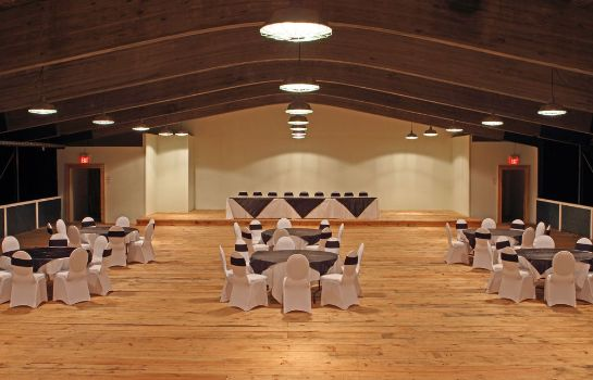 Salón de baile isaiah tubbs Resort and Conference Centre