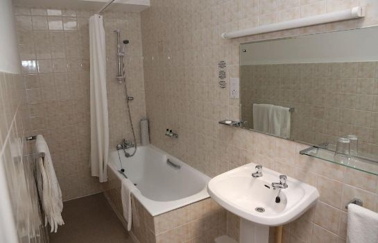 Bagno in camera The Beausite Hotel