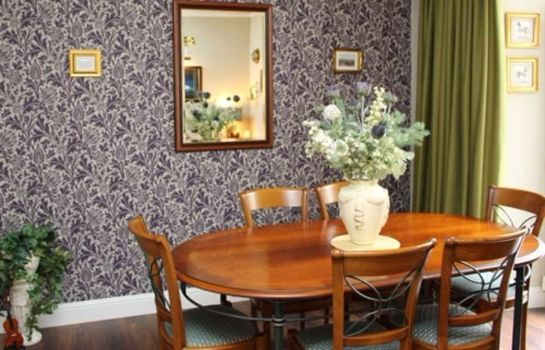 Ontbijtzaal The Knowe B&B
