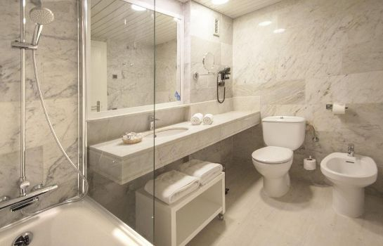 Bagno in camera Catalonia Del Mar - Adults Only