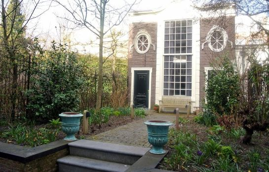 Tuin Keizersgracht Residence