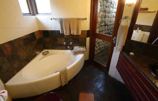 Badezimmer Tau Game Lodge