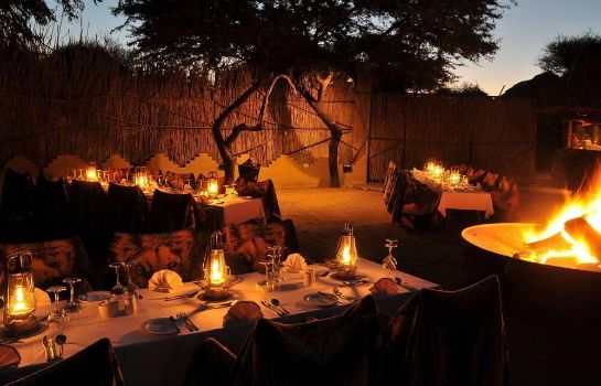 Restaurant Tau Game Lodge