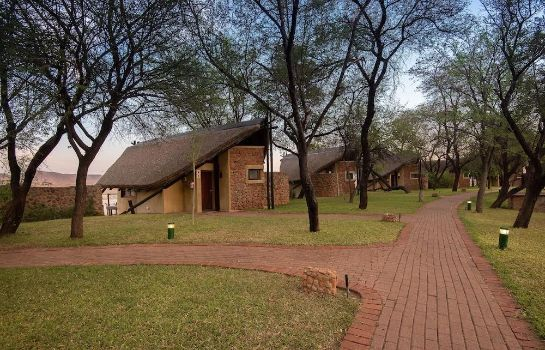 Omgeving Tau Game Lodge
