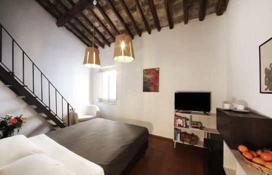 Standardzimmer Borgo Pio Suites Inn