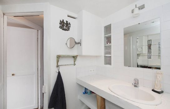 Bagno in camera BP Apartments - Cozy Montmartre