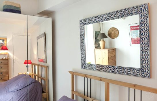 Vista all'interno BP Apartments - Cozy Montmartre